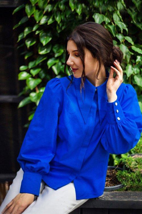 Блузка МАЛ-621-097 от DressyShop