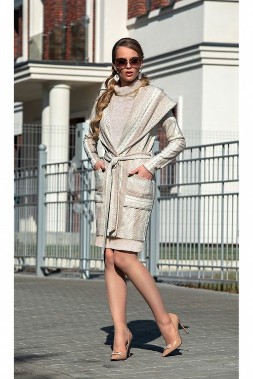 Платье с жакетом ДИВА-1311 от DressyShop