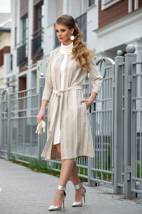 Платье с жакетом ДИВА-1315 от DressyShop