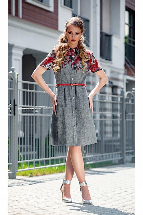 Платье ДИВА-1317 от DressyShop