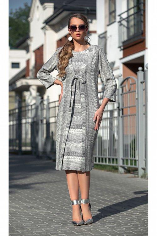 Платье с жакетом ДИВА-1321 от DressyShop