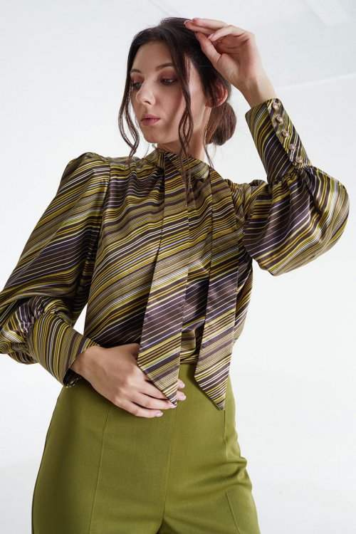 Блузка МАЛ-621-099 от DressyShop