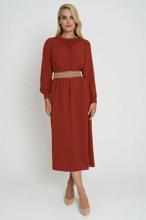 Платье Ю-21-702 от DressyShop