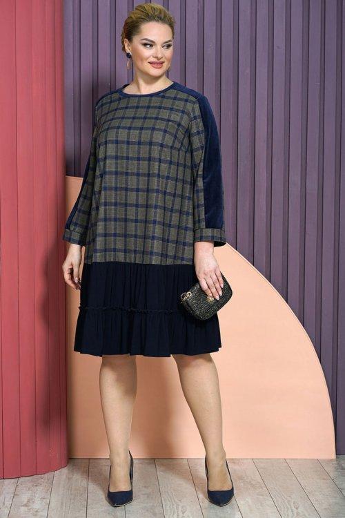 Платье АЛ-1453 от DressyShop