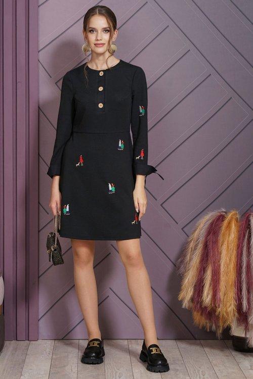 Платье АЛ-1522 от DressyShop