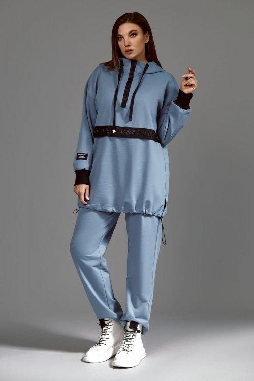 Брючный костюм МУ-614 от DressyShop