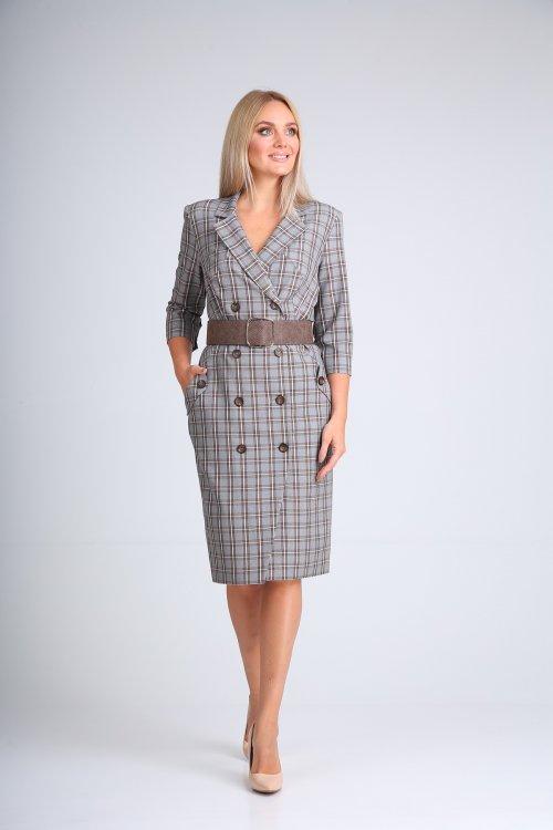 Платье АК-55157 от DressyShop