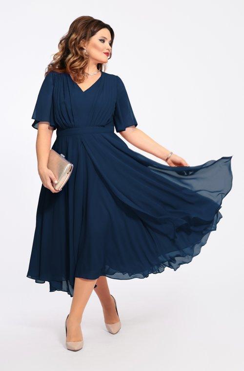 Платье ТЗ-1455 от DressyShop