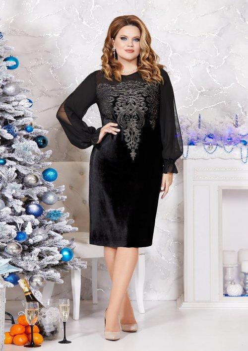 Платье МФ-4885 от DressyShop
